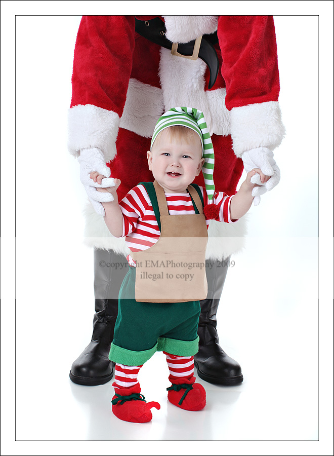 NJ Children's Photographer, NJ Photographer, New Jersey Photography, Gettysburg, PA,  Pennsylvania Baby Photographer,  Holiday Portraits, Santa Clause,  Holiday 2009,  Holiday Photos